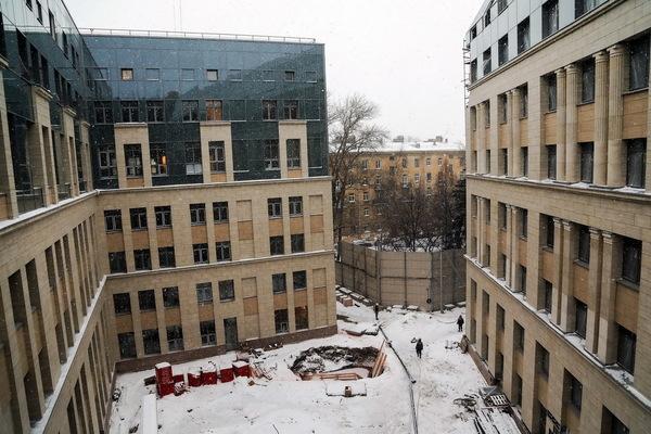 Клиника андрея искорнева в москве