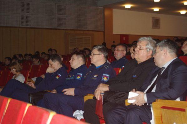 21-22 декабря на базе Военно-медицинской академии имени С. М.Кирова прошла Всеармейская научно-практическая конференция «Медицинские аспекты безопасности полетов».