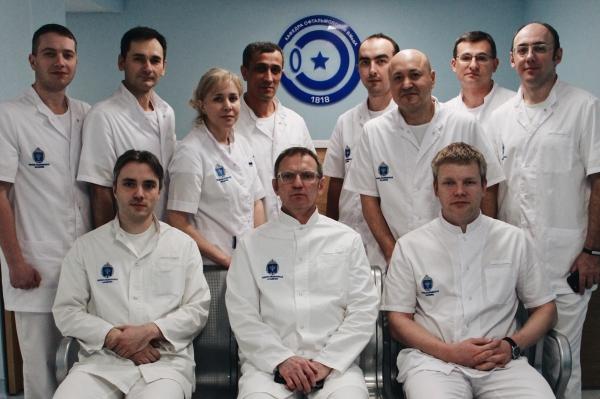 Кафедра офтальмологии провела мастер- класс для специалистов госпиталей Министерства обороны