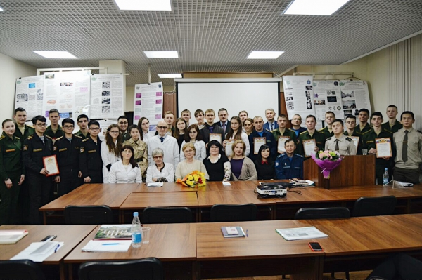 Кафедра гистологии Военно-медицинской академии  в этом году отмечает 150 лет со дня основания