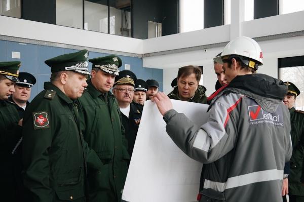 24 апреля 2018 года в Военно-медицинскую академию прибыл  заместитель Министра обороны Российской Федерации Иванов Тимур Вадимович