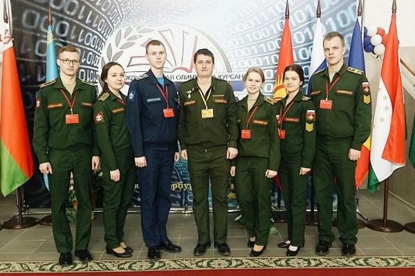 16 апреля 2018 года началась Международная олимпиада курсантов образовательных организаций высшего образования по информатике