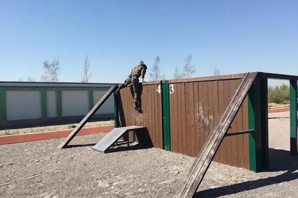 Команда Военно-медицинской академии приступила к завершающей стадии подготовки к армейскому многоборью «Военно-медицинская эстафета»