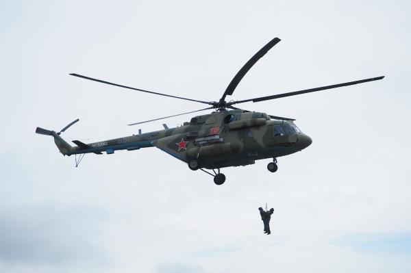 В Красном селе прошел открытый показной день в рамках тактико-специального Военно-медицинского учения «Очаг»
