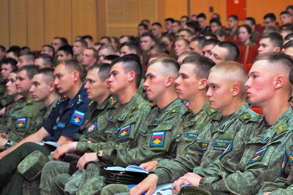 В Военно-медицинской академии прошел День правовых знаний