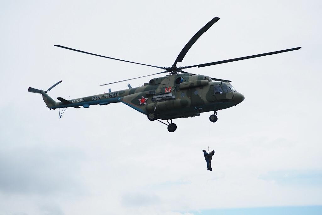 Военно-медицинское тактико-специальное учение «Очаг»-2018