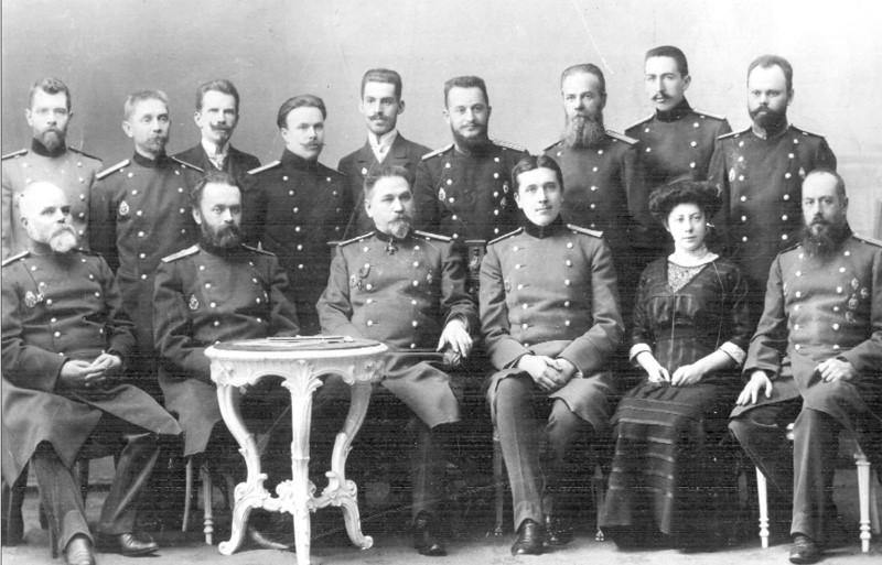 23 сентября 1808 года по указу Императора Александра I в Медико-хирургической академии была открыта первая в России и вторая в мире кафедра окулистики с клиникой.