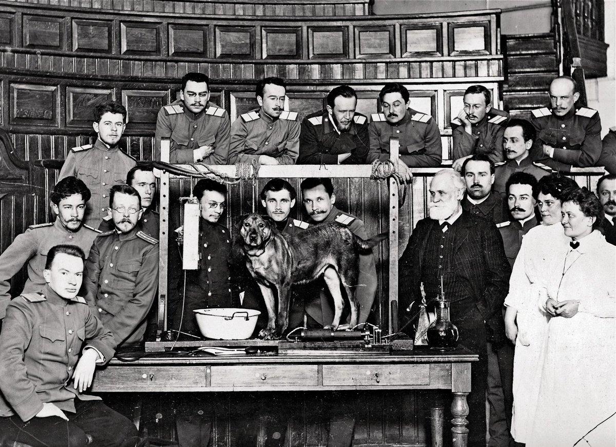 14 сентября 1849 года родился Павлов Иван Петрович