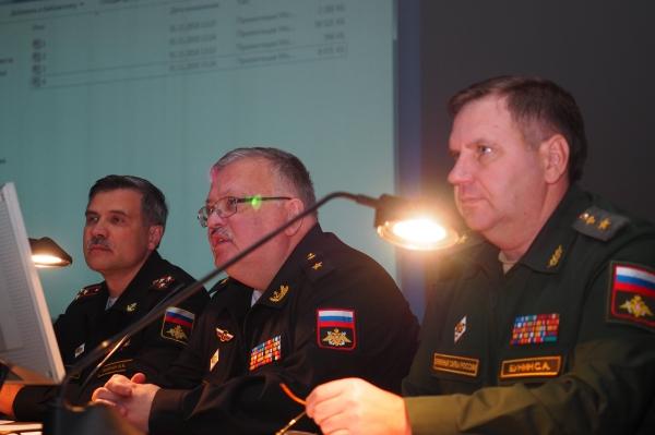 Специалисты Военно-медицинской академии получили благодарность за работу по аккредитации медицинских специалистов Санкт-Петербурга