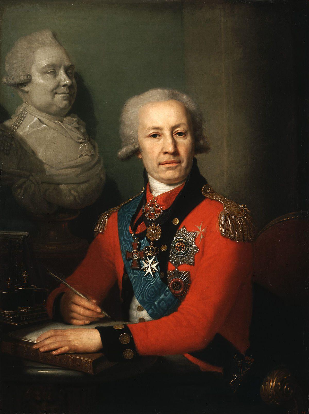 17 февраля 1742 года родился Алексей Иванович Васильев, тайный советник, главный директор Медицинской коллегии с 1793 по 1800 год.