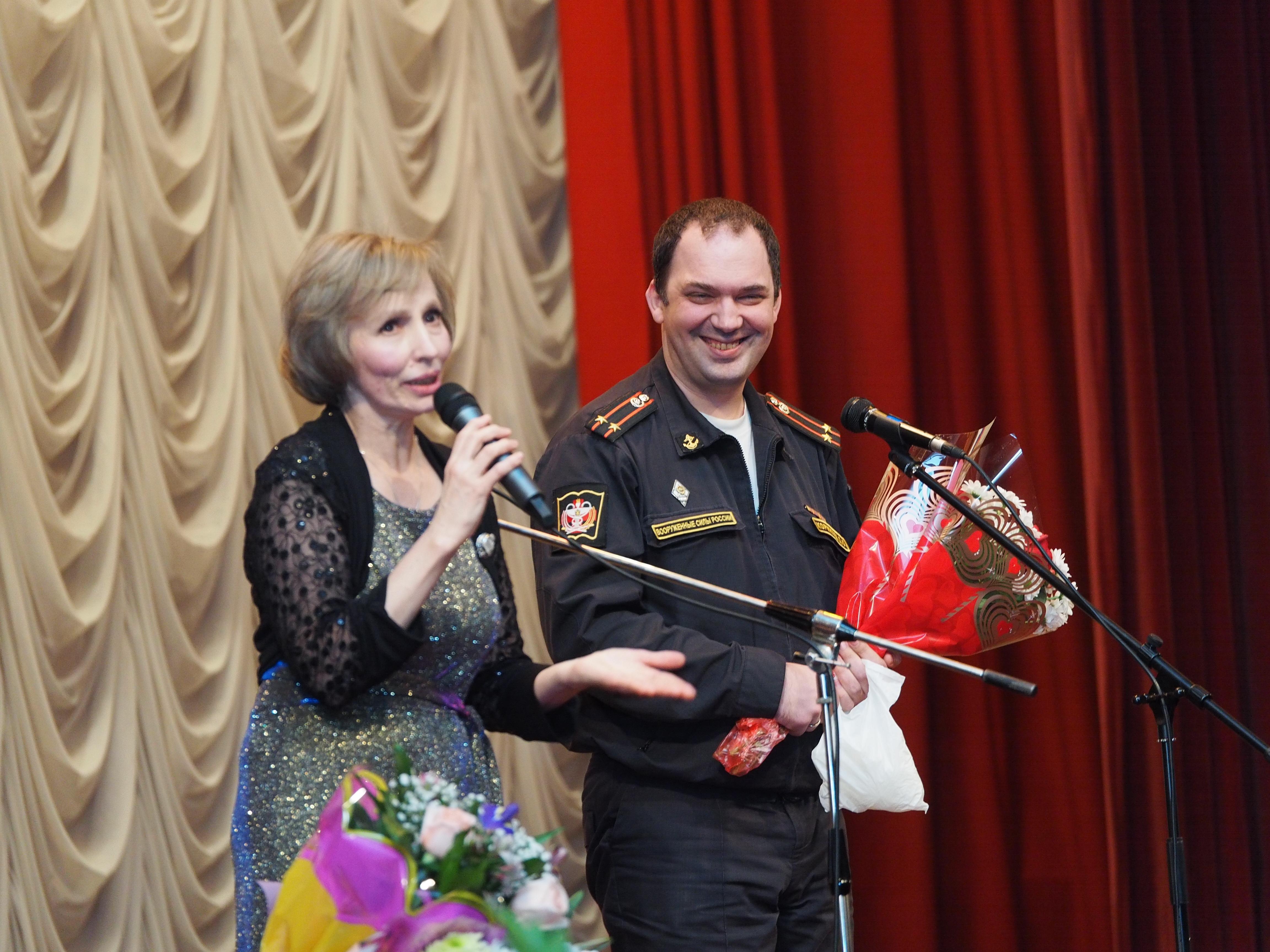 Тридцать лет творчества в Военно-медицинской академии. Спасибо, Светлана Евгеньевна!