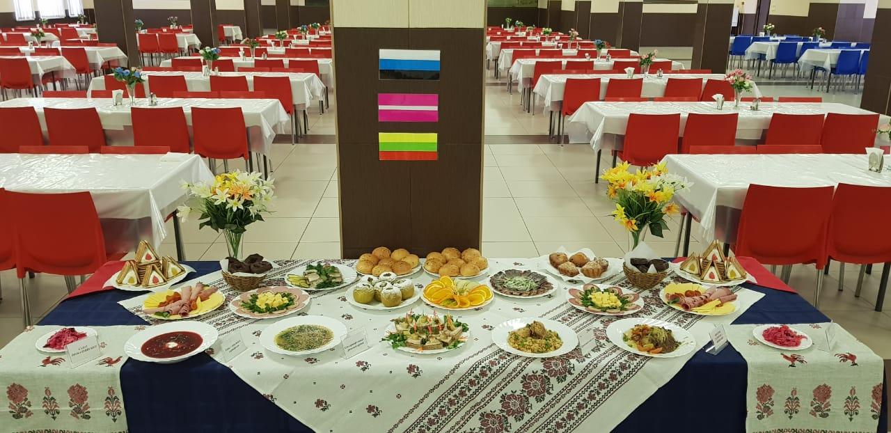 Традиционная кухня с прибалтийским акцентом
