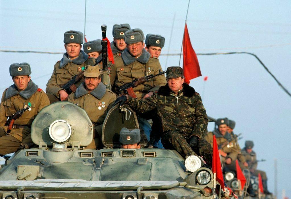 30 лет назад последние советские солдаты покинули территорию Афганистана