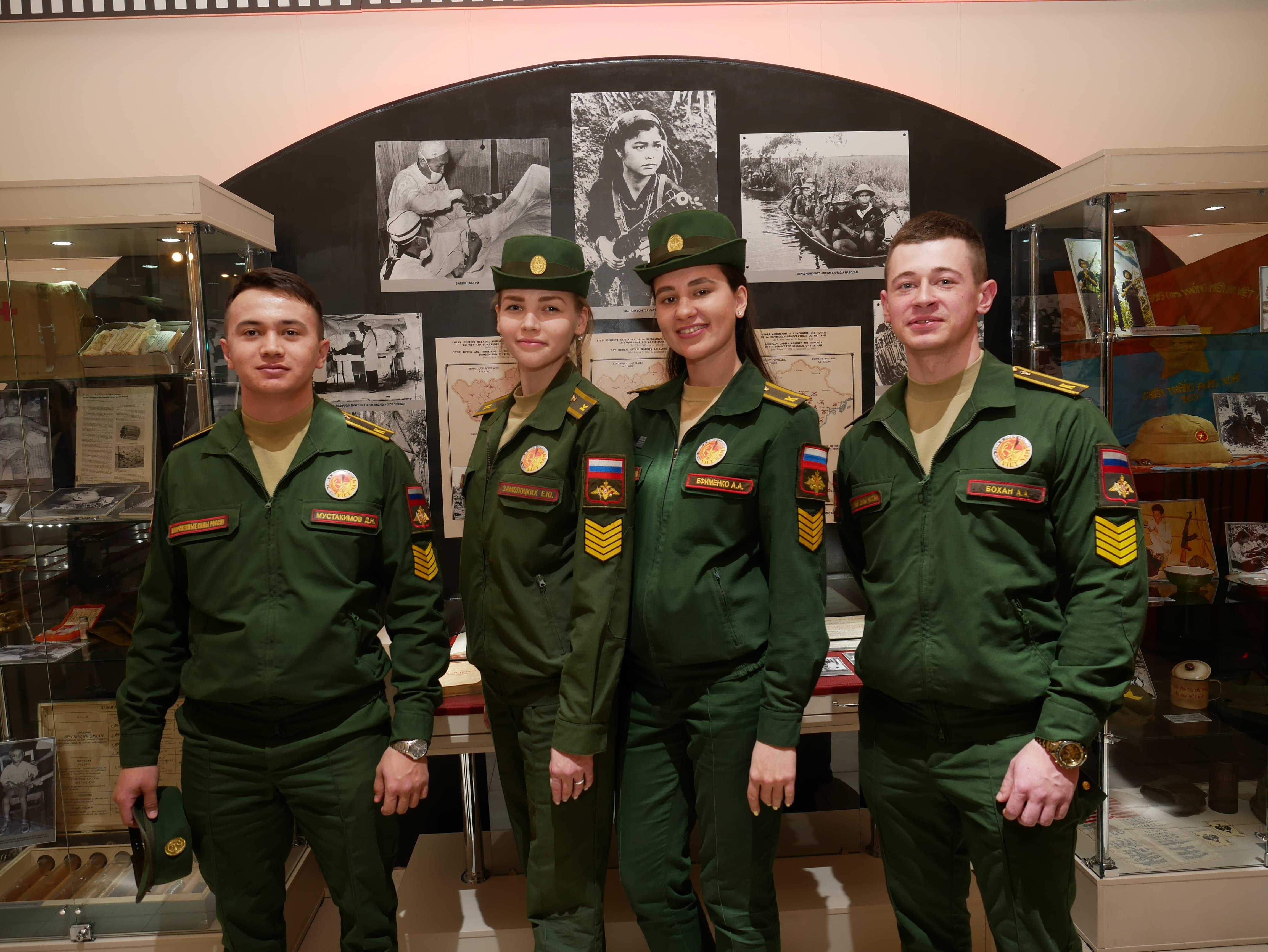 В Военно-медицинском музее открылась выставка «Боль твоя в моем сердце, Вьетнам. Помощь советских военных медиков братскому народу»