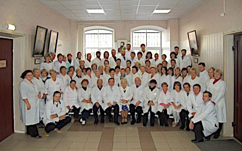 Коллектив кафедры и клиники рентгенологии и радиологии