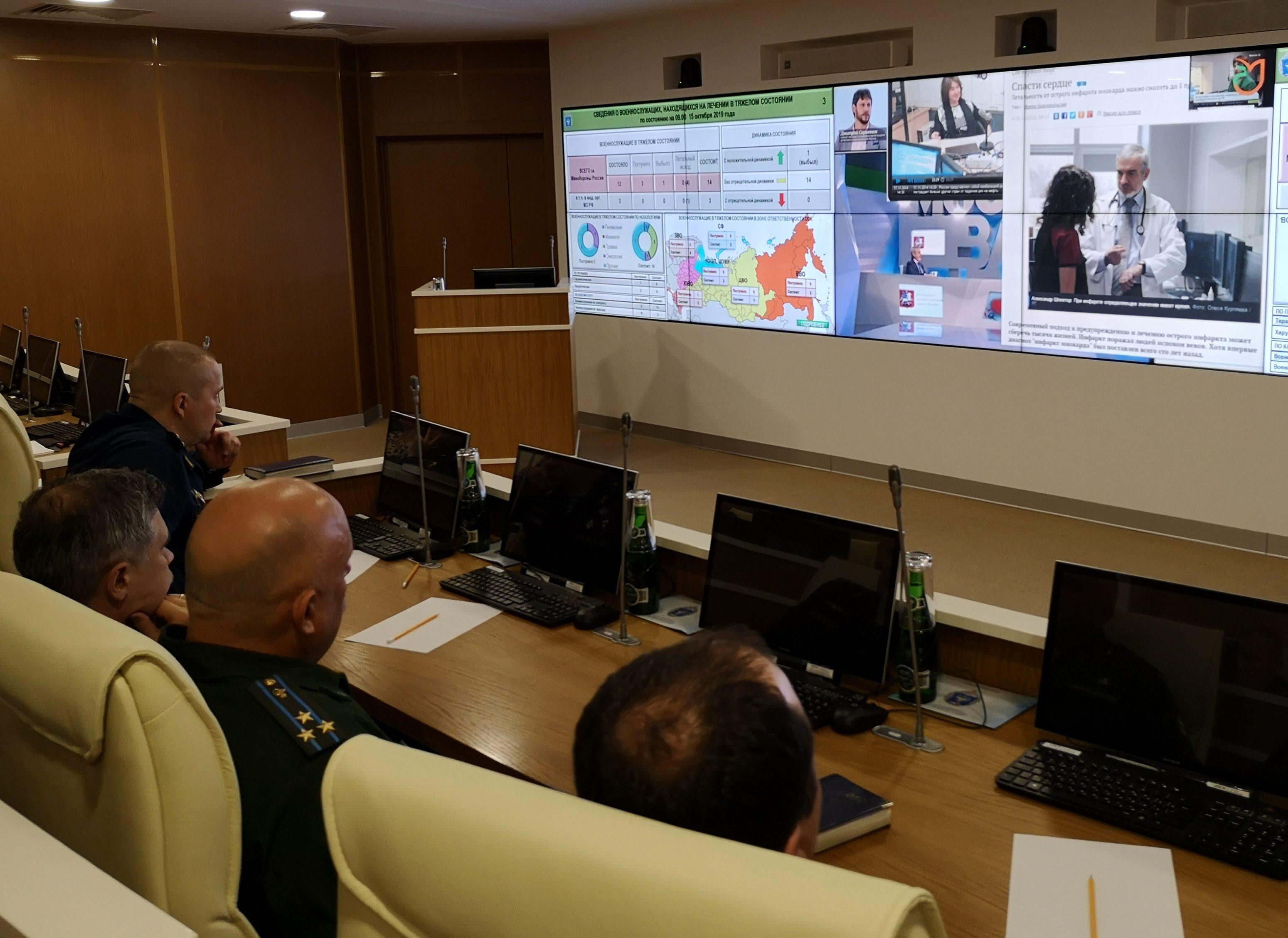 Слушатели магистратуры академии приняли участие в первой виртуальной конференции для организаторов здравоохранения