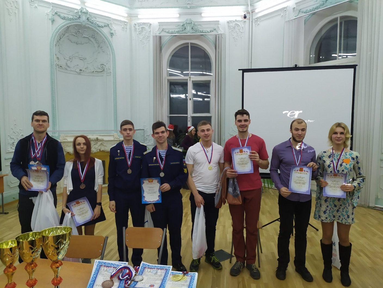 Команда по спортивному туризму Военно-медицинской академии показала отличные результаты на соревнованиях в Петербурге