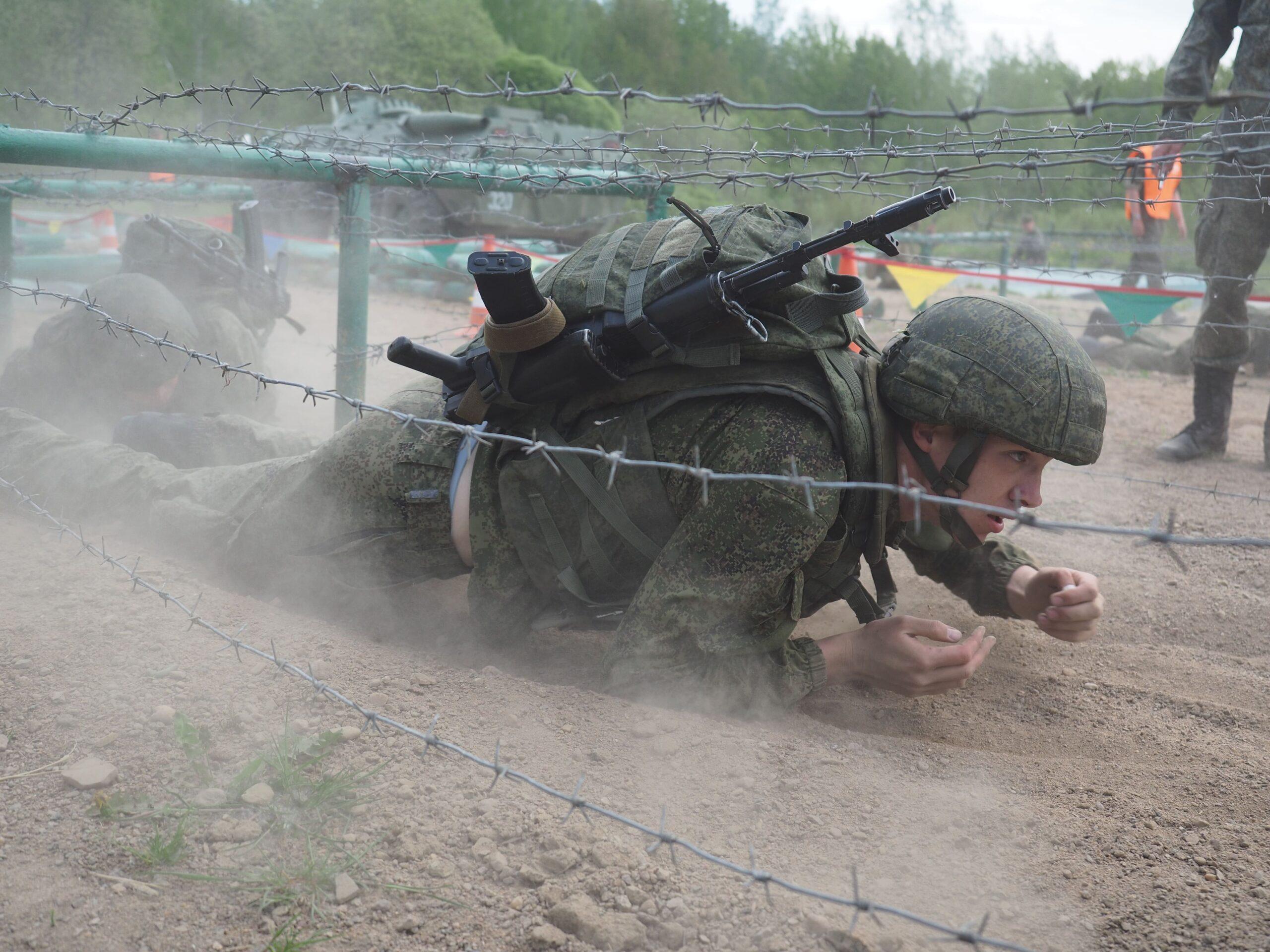 В Красном Селе стартуют отборочные соревнования за право участия в «Военно-медицинской эстафете» 2020 года