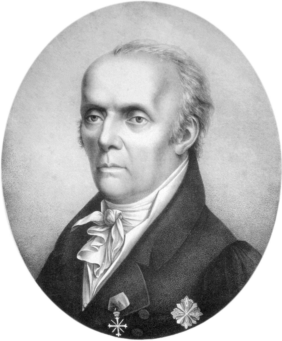275 лет со дня рождения одного из основоположников общественной гигиены – Иоганна Петера Франка, ректора Медико-хирургической академии