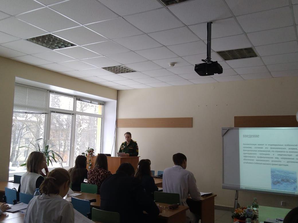 Курсанты академии успешно выступили на конференции молодых ученых в Нижнем Новгороде