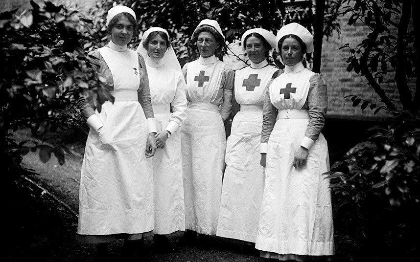 12 мая отмечается Всемирный день медицинской сестры