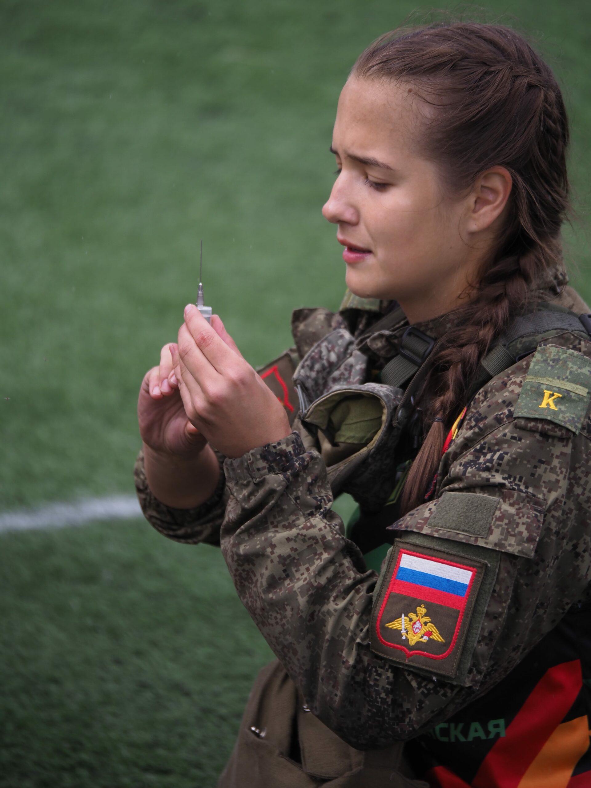 В Красном Селе завершилось индивидуальное первенство военно-медицинской эстафеты