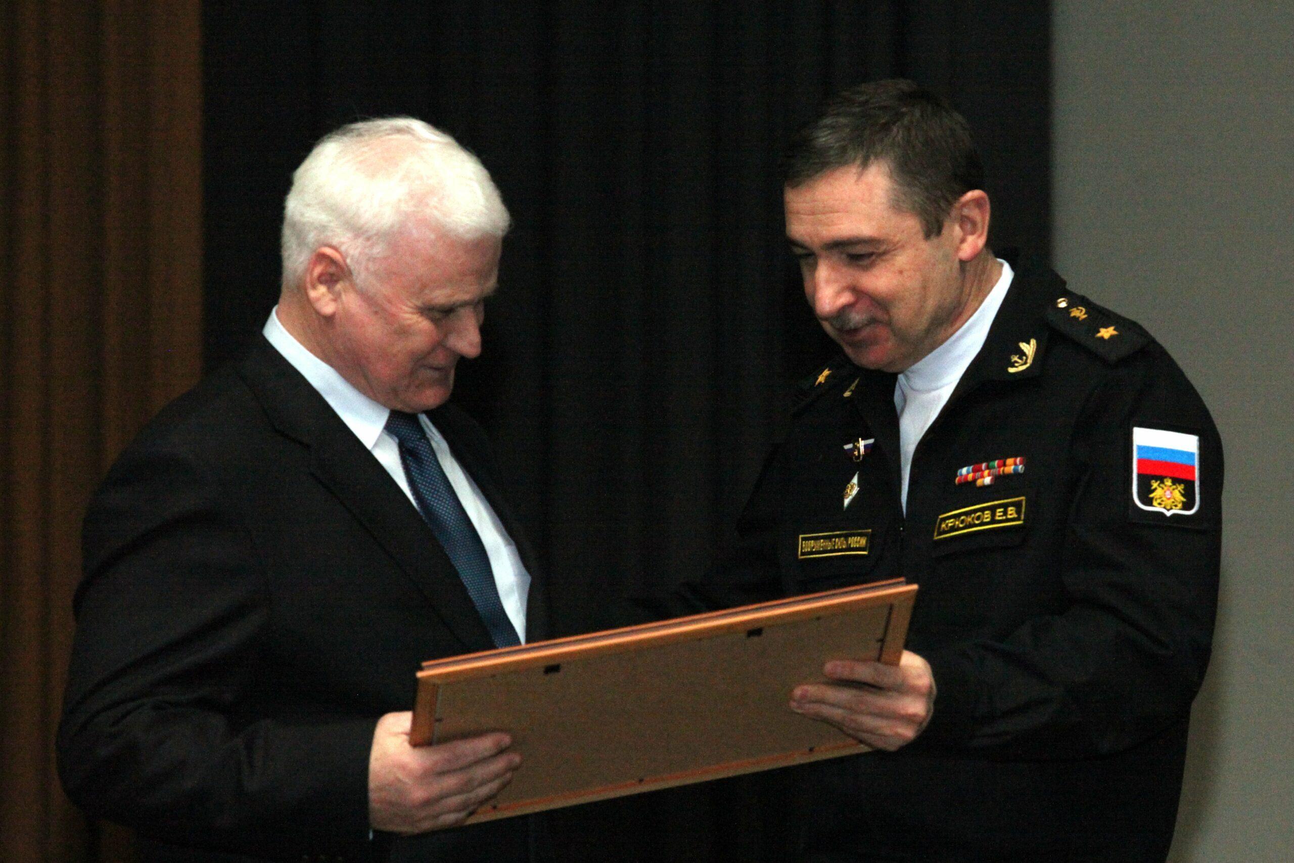В Военно-медицинской академии состоялось заседание Ученого совета