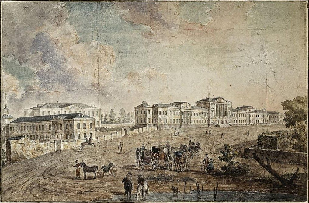4 июня 1706 года основан ГВКГ им. академика Н. Н. Бурденко