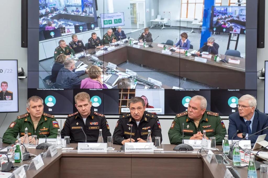 Военно-медицинская академия примет участие в государственной программе «Приоритет-2030»