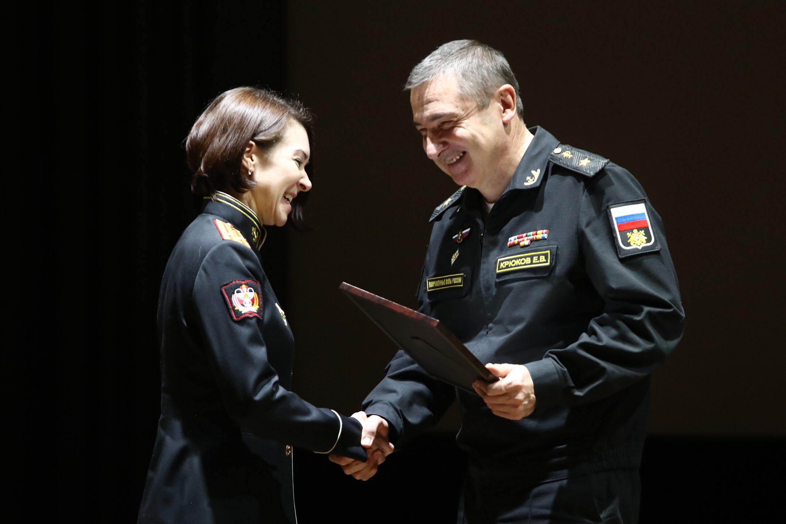 В Военно-медицинской академии состоялось первое в новом учебном году заседание Ученого совета