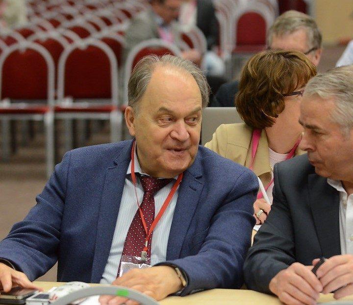 85 лет академику Генриху Александровичу Софронову